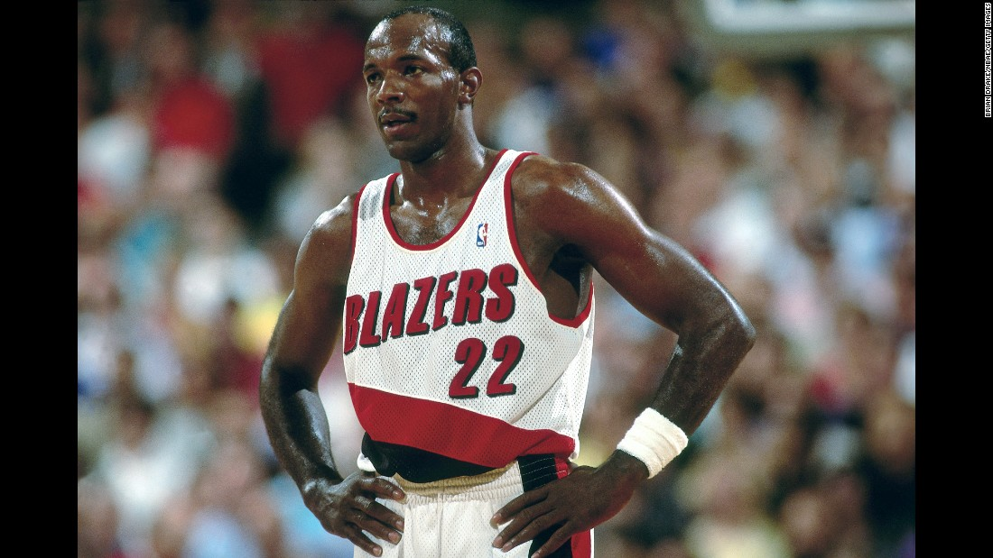 "Clyde ""The Glide"" Drexler, another member of the 1992 ""Dream Team,"" was the 14th overall pick in 1983. He made 10 All-Star teams and won a title with Houston in 1995. He was inducted into the Hall of Fame in 2004."