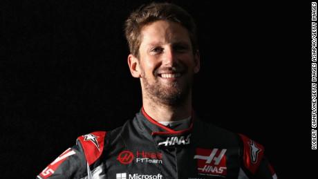Grosjean has picked up 28 points this season.