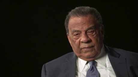 Andrew Young on MLK : 'I don't think he even heard' the shot