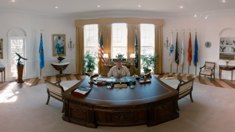 The U0027otheru0027 Oval Office   CNN