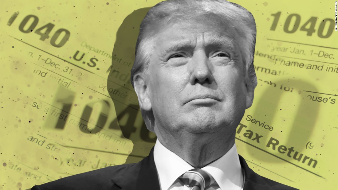 Trump reports making at least $434 million in 2018