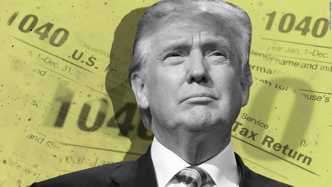 trump taxes - photo #27