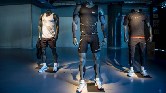 Nike marathon apparel