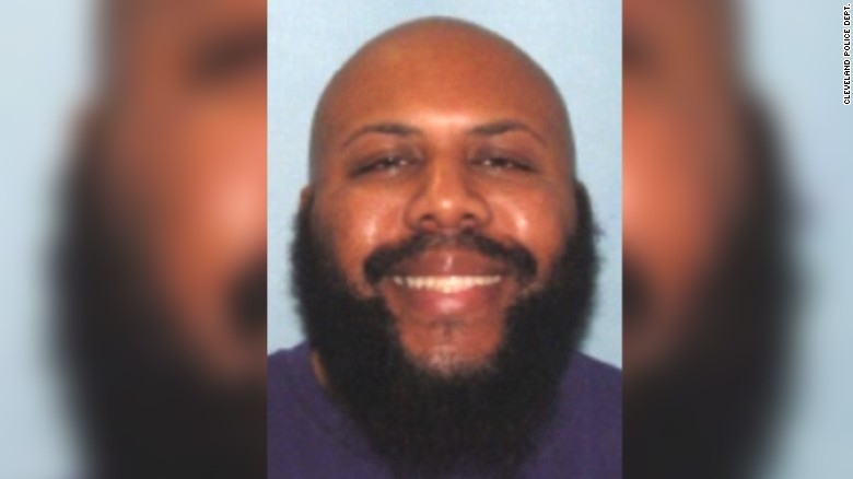 Manhunt continues for Cleveland murder suspect