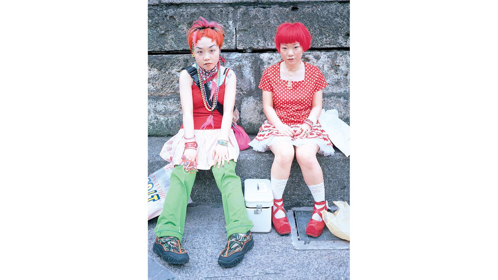 8b0719921d0 Photographer Shoichi Aoki on capturing Tokyo fashion - CNN Style