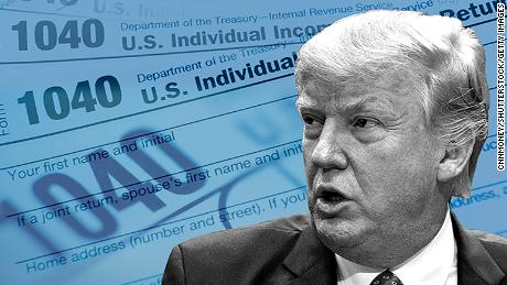 House committee sends new letter to IRS demanding Trump's tax returns