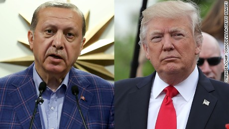 WH congratulates Erdogan as State criticizes him
