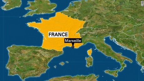 Marseille foiled attack
