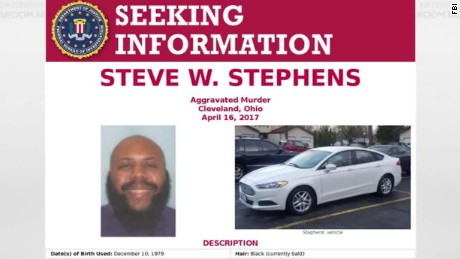 $50K for info leading to Cleveland suspect