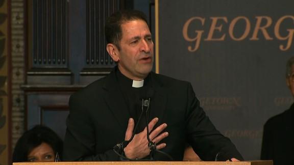 Rev. Tim Kesicki Georgetown