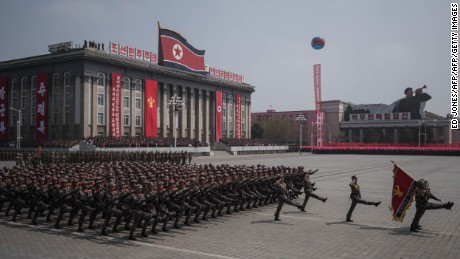 N. Korea launches ballistic missile near Japan