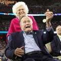 george hw bush super bowl coin toss 2017 RESTRICTED