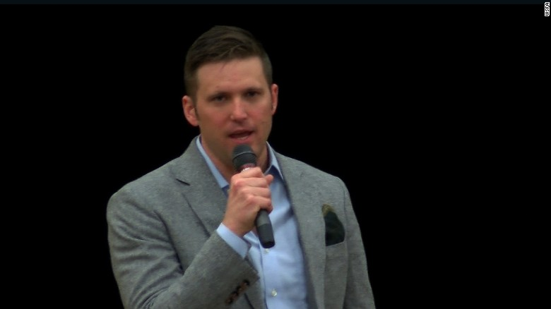 White nationalist speaks at Auburn