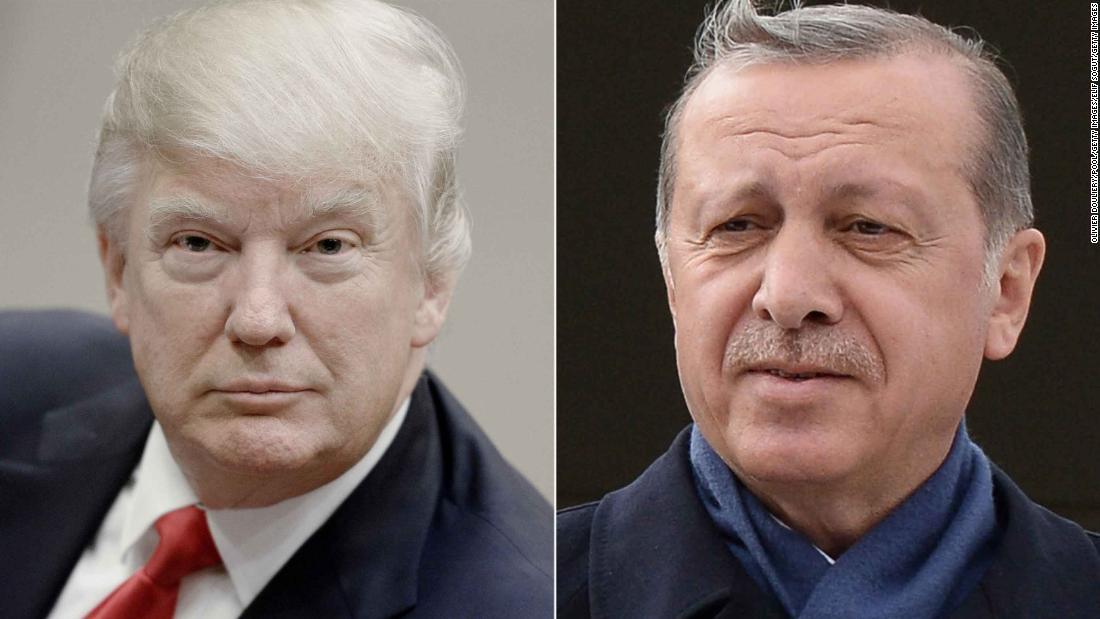 Anggota parlemen mengejek seperti gedung Putih mengancam Turki dengan sanksi tetapi tidak akan menggunakannya