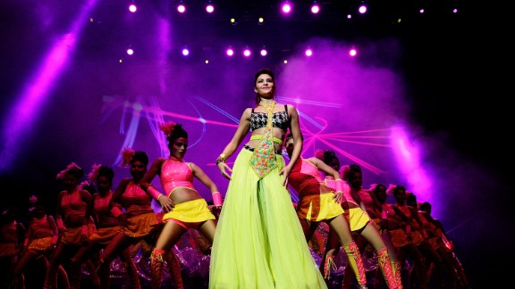 Mumbai-centered Bollywood is facing increasing challenge from southern Indian filmmakers.