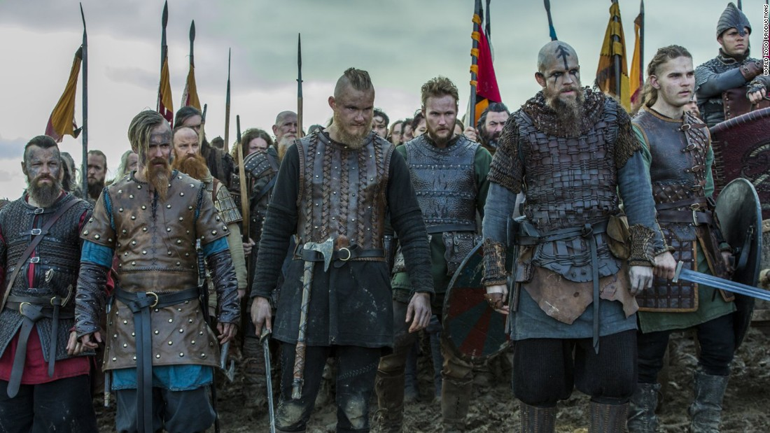 "<strong>""Vikings"" Season 4B:</strong> The History channel struck gold with this historical drama set during the Viking Age in Scandinavia. <strong>(Amazon Prime, Hulu) </strong>"