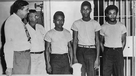 After 70 years, Florida issues an apology to the families of the 'Groveland Four' who were wrongly convicted of rape.