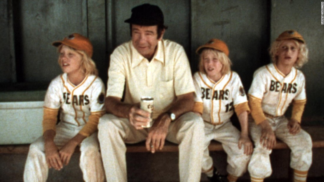 "<strong>""The Bad News Bears"": </strong> Walter Matthau starred as a curmudgeonly little league coach in this classic 1976 film. <strong>(Amazon Prime, Hulu) </strong>"