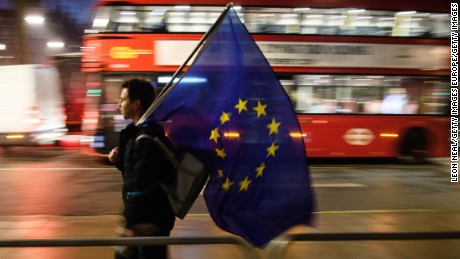 Brexit talks face delay after Conservatives' UK election shock