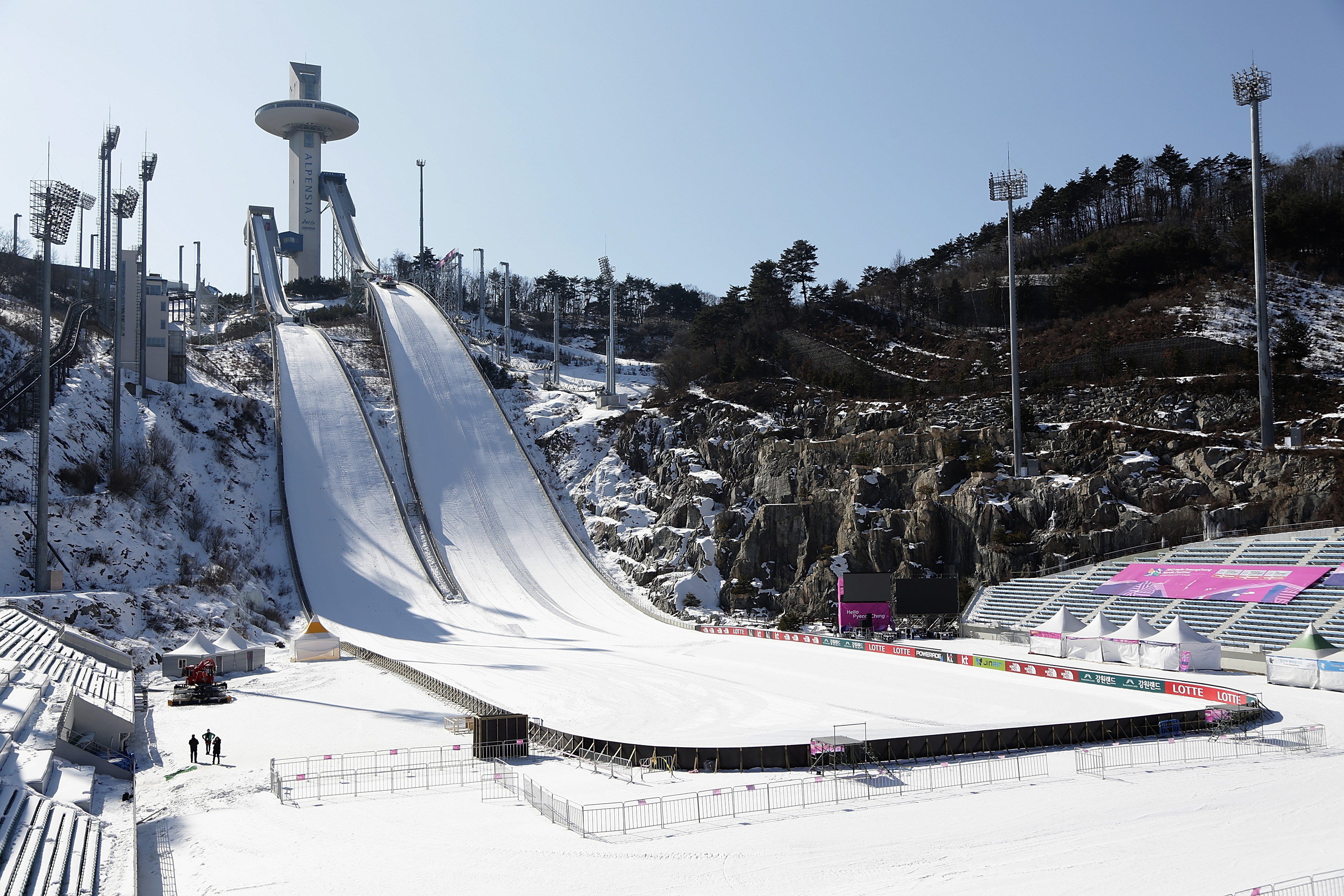 south korea ski and snowboard resorts: 7 best snowy destinations