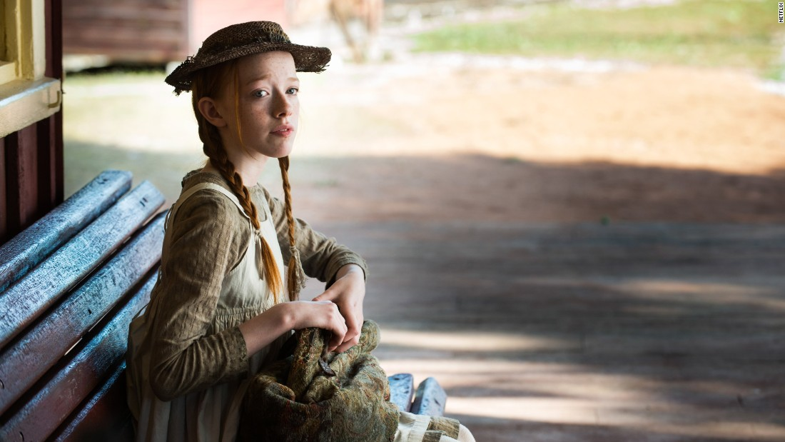 "<strong>""Anne with an E"": </strong>This series is a new spin on the classic ""Anne of Green Gables"" novels. <strong>(Netflix) </strong>"