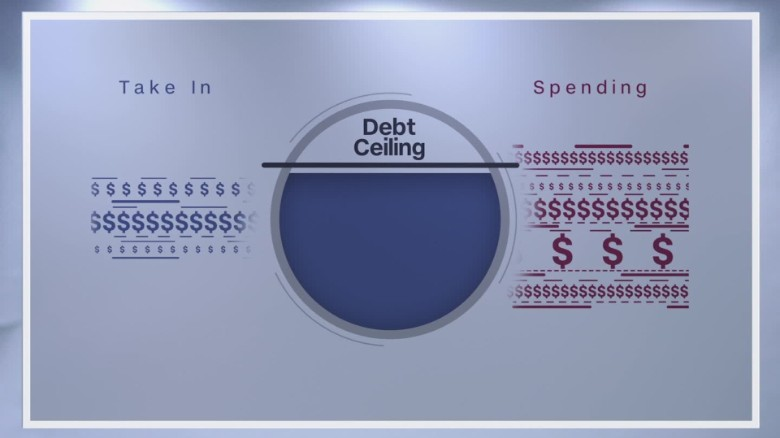 Romans Numeral Raising debt ceiling is not a license to spend_00003803