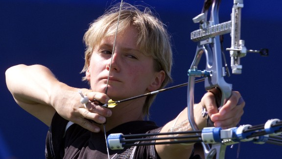Cornelia Pfohl, a German archer, competed in the Olympics two times while pregnant. She had already won a silver medal at the 1996 Atlanta Games when she arrived at the 2000 Olympics early in her pregnancy. In the Sydney Games, she won bronze. Four years later at the Athens Games, she competed while seven months pregnant, though she did not win one of the top prizes.