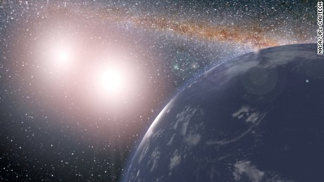 Double sunset: Could 'Tatooine' planets be habitable?