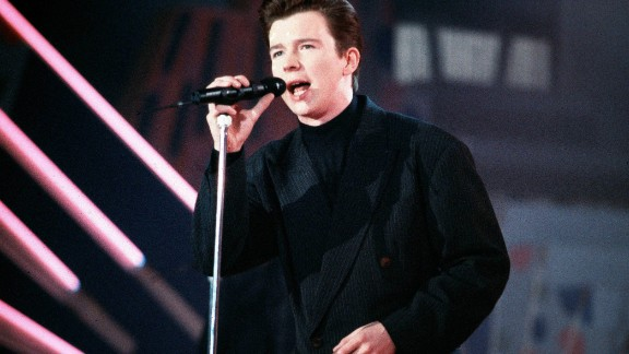 UNSPECIFIED - MARCH 01:  FORMEL EINS  Photo of Rick ASTLEY, performing on TV show  (Photo by Bernd Muller/Redferns)