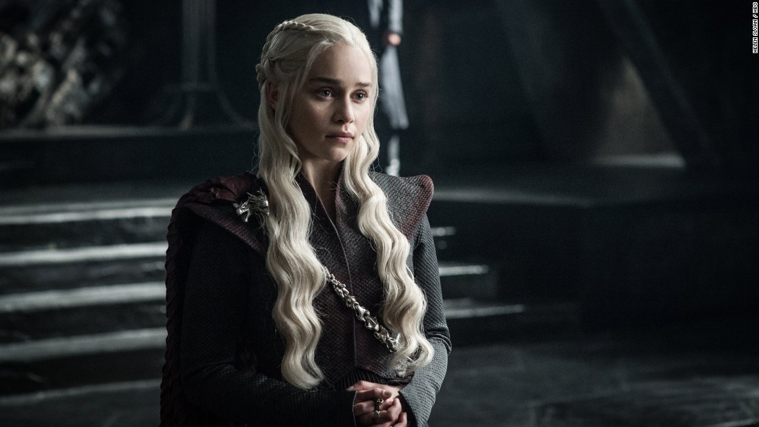 The bold women of 'Game of Thrones' have origins in Scottish history