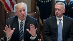 Mattis warns Trump about Syria risks