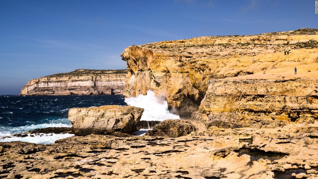 Malta Mourns Azure Window Loss Cnn Travel,White Kitchen Counter Backsplash Ideas