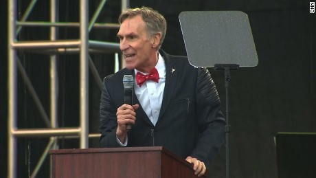Bill Nye March for Science