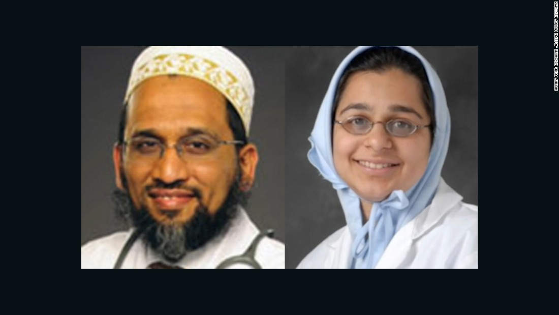 Charges dropped in first federal genital mutilation case in US