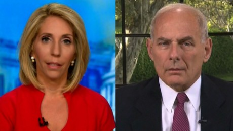 Sec. Kelly: DHS not targeting 'Dreamers'
