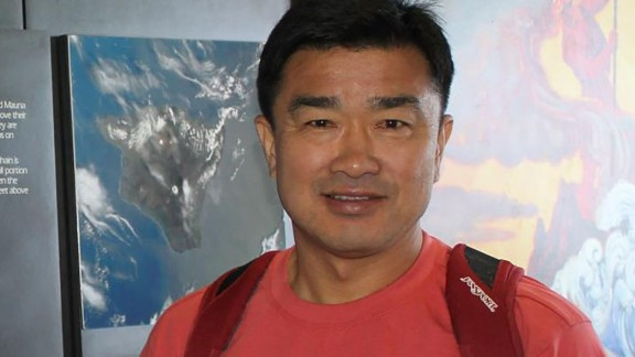 Kim Sang-duk, pictured in 2011, was imprisoned in 2017.