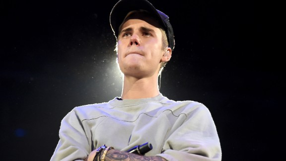 Singer/songwriter Justin Bieber has had a huge career, but it's not been without some issues. Click through for a look back at some of the troubles he's had.