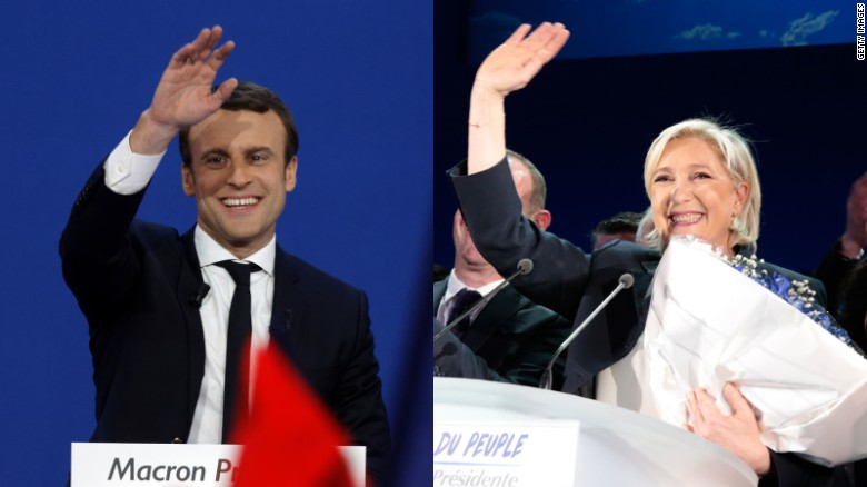 Final showdown before French election