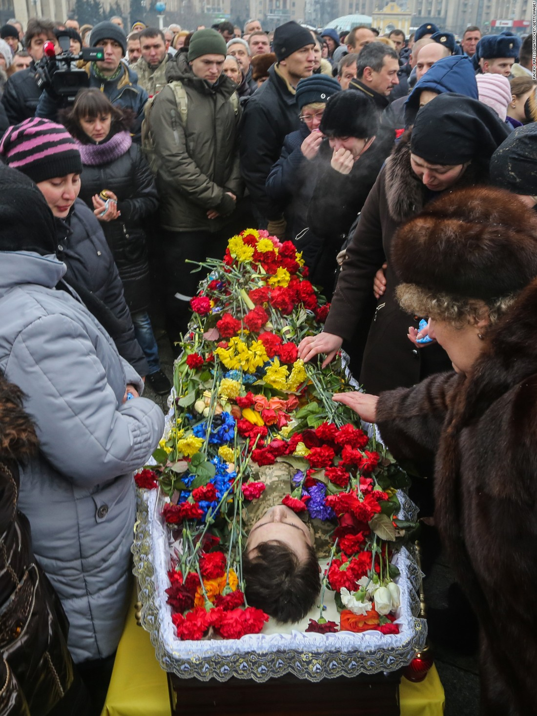 Fears amid Ukraine flare-up