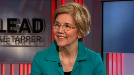 Sen. Warren's full interview with Jake Tapper