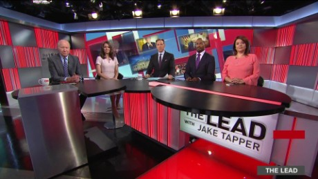 jake tapper panel talks trump contoversy and conflict of interest the lead_00000000