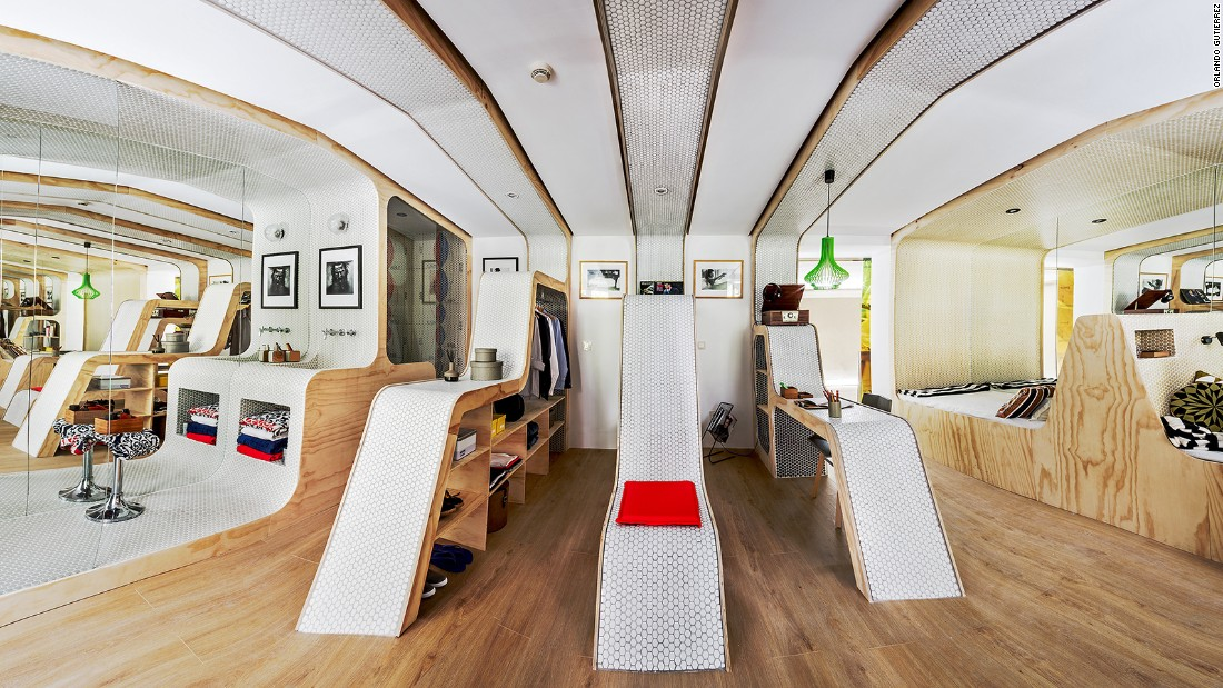 Think Big: Ingenious Micro Homes From Around The World - Cnn Style