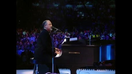 Billy Joel on his 'love song' to NYC