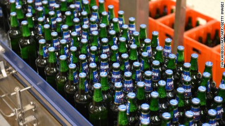 The brewery will produce Heineken's new 'Ivoire' beer - developed for local tastes.