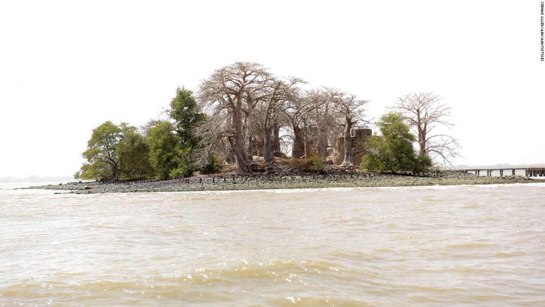 "The name was changed to Kunteh Kinteh Island in 2011 in tribute to its most famous son, who inspired the popular novel 'Roots' and the TV series of the same name. <br /><br />The island is one of Gambia's most popular tourist attractions, and hosts part of <a href=""http://rootsgambia.gm/"" target=""_blank"">'The International Roots Festival</a>.' <br />"