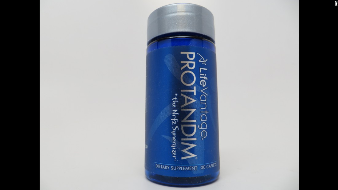 Protandim NRF2 Synergizer, marketed and sold by LifeVantage Corp.