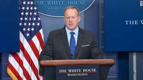 Spicer: We don't know if Flynn broke law