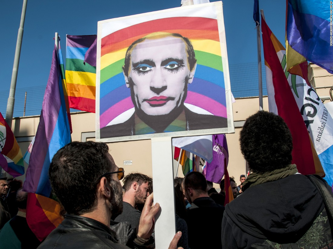 Chechnya's anti-gay campaign?