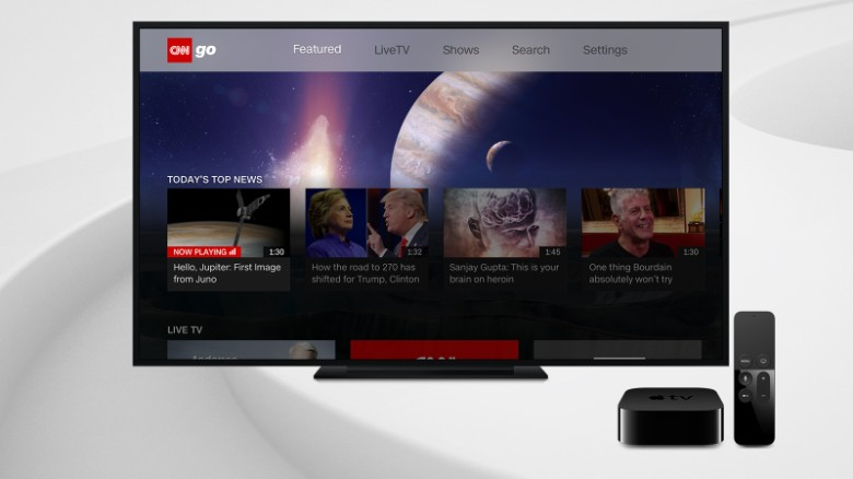 Streaming Cnn On Your Tv