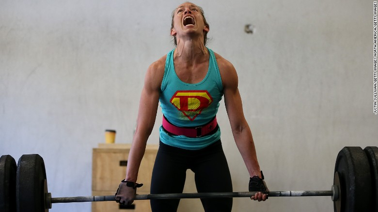 You've heard of it, but what is CrossFit?